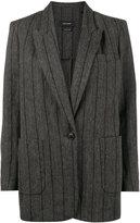 Isabel Marant pinstripe blazer