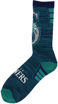 For Bare Feet Seattle Mariners Jolt Socks