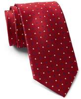Tommy Hilfiger Silk Multi Pin Dot Tie