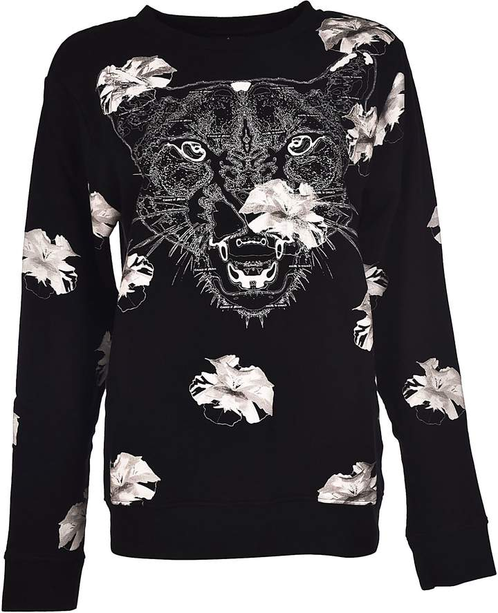 Marcelo Burlon County of Milan Flower Puma Sweatshirt