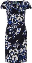 Lauren Ralph Lauren Floral cap sleeve dress