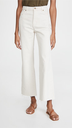 ROLLA'S East Coast Crop Flare Jeans