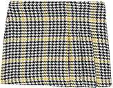 Il Gufo Gonna Houndstooth Cotton-Blend Skirt