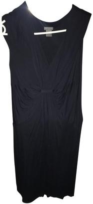 Ann Taylor Blue Cotton Dress for Women