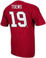 Reebok Kids' Short-Sleeve Jonathan Toews Chicago Blackhawks Player T-Shirt