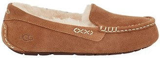 UGG Ansley UGGPure-Lined Suede Slippers