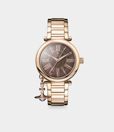 Vivienne Westwood Mother of Orb Watch Rose Gold