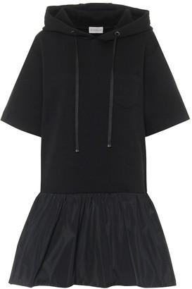 Moncler Cotton-jersey dress
