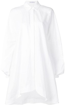J.W.Anderson Button Down Puff Sleeve Dress