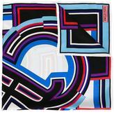 Emilio Pucci jacquard scarf
