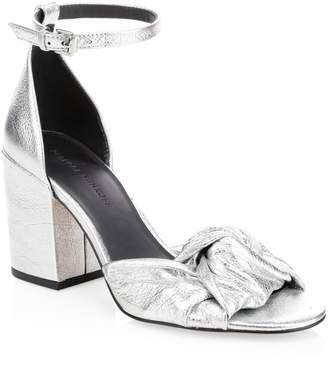 Rebecca Minkoff Capriana Ankle-Strap Leather Sandals