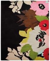 Kate Spade Gramercy Mega Floral Area Rug, 4' x 6'