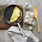 All-Clad d5 Stainless-Steel Nonstick Omelette Pan