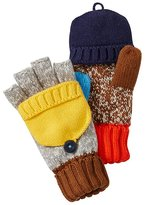 Kids Color Happy Convertible Mittens