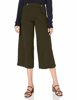 JDY Women's JDYGEGGO New Ancle Pants JRS NOOS Trouser