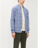 Polo Ralph Lauren Checked logo-embroidered cotton shirt