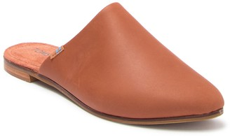 Toms Jutti Slip-On Leather Mule