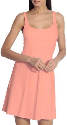 Susana Monaco Knit Tank Skater Dress