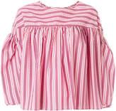 Henrik Vibskov Bon Bon striped shirt