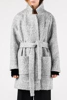 Ganni Teddy Coat