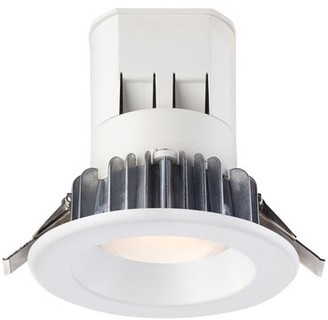 "Designers Fountain Easy up 4"" LED Recessed Lighting Kit Lumens: 746, Color Temperature: 3500K"