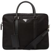 Prada Medium Nylon Briefcase