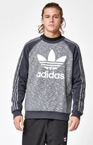 adidas Essential AOP Crew Neck Sweatshirt