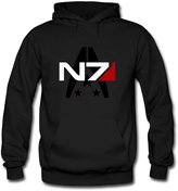 Mass Effect Logo Hoodies Mass Effect Logo For Boys Girls Hoodies Sweatshirts Pullover Tops