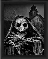 PTM Images Haunted House I Framed Print