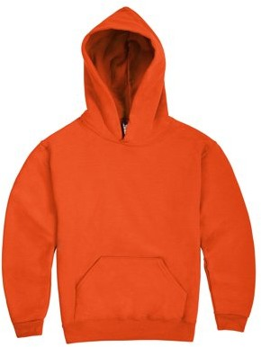 Jerzees Mid-Weight Fleece Hoodie Sweatshirt (Little Boys & Big Boys)