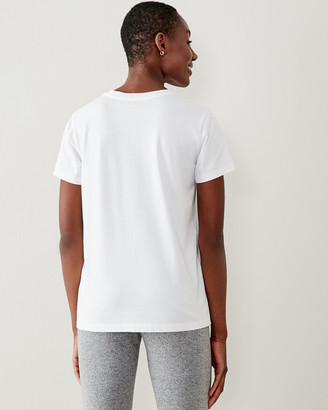 Roots Womens Rc Gradient T-shirt