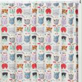 Creative Bath Kitty Shower Curtain