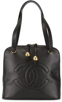 Chanel Pre Owned 1992 Jumbo CC shoulder bag