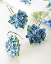 Lenox Blue Floral Garden Bath Collection