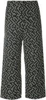 Henrik Vibskov Cherry trousers - women - Polyester - XS