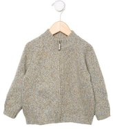 Il Gufo Boys' Mock Neck Sweater