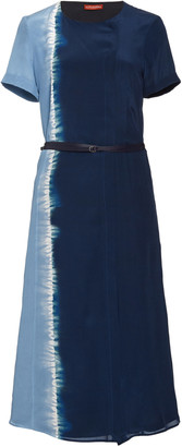 Altuzarra Nori Silk Georgette Midi Dress
