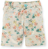 Carter's Tropical-Print Bermuda Shorts - Toddler Girls 2t-5t