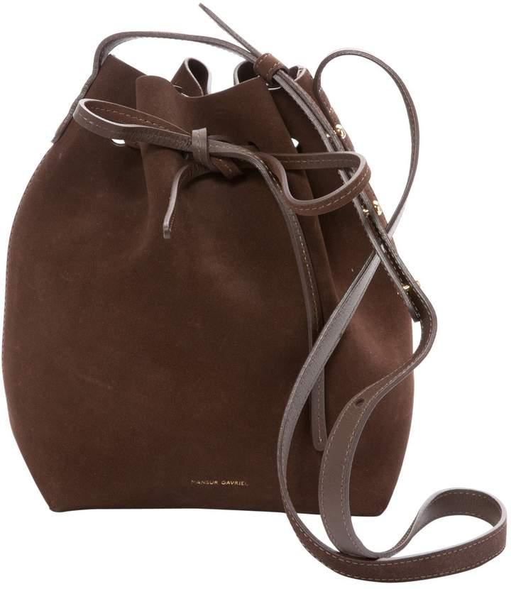 Mansur Gavriel Leather bag