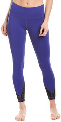 Vimmia Nor Solid Plaid Lace 7/8 Legging