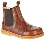 Angulus Children's Chelsea Boots, Tan