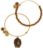 Alex and Ani Guardian of Answers Beaded Bangle Bracelets - Set of 2