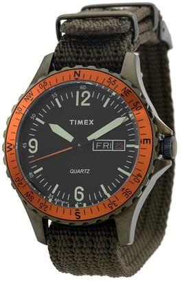 Timex Navi Land 38mm watch