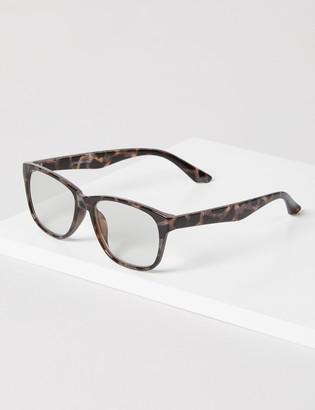 Lane Bryant Sparkling Tortoise Print Reading Glasses