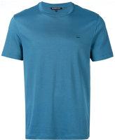 Michael Kors embroidered logo T-shirt - men - Cotton - L