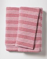 Serena & Lily Brahms Mount Multistripe Bed Blanket