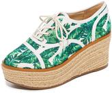 Schutz Coty Platform Espadrille Sneakers