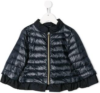 Herno Frill-Trim Padded Jacket