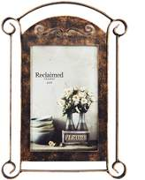 """New View Farmhouse Arched Metal 4"""" x 6"""" Frame"""