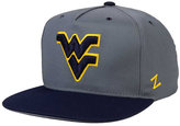 Zephyr West Virginia Mountaineers Gridiron Snapback Cap
